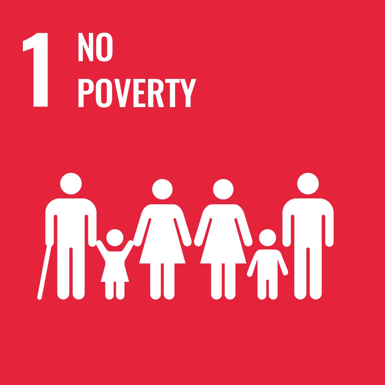 No poverty - Goal 1